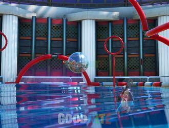 WATER BALLER BALL