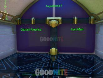 Tu préfères ? Spécial Marvel