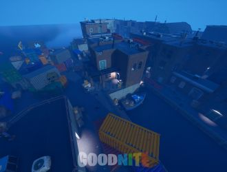 THE SHIPPING DOCK - CORRUPTED GAMEMODE