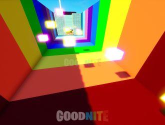Mclovins Rainbow Funrun
