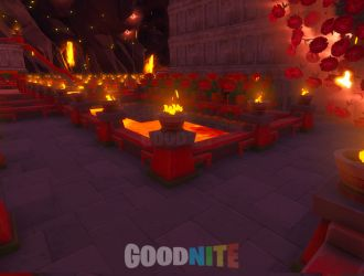 The Temple of Fire Roses