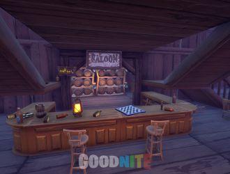 Goulag Saloon