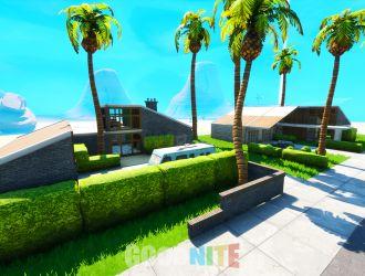Paradise palms zone wars