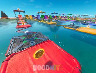 Summer Splash - Deathrun Race