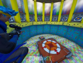 SNIP & TOYS: CRASH PAD GAME !