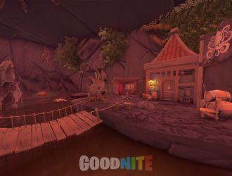 Cache Cache d'en un temple Ninja