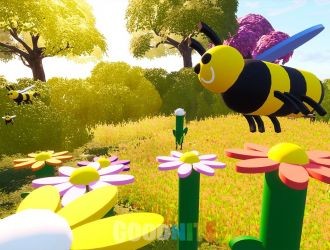 BEE'S ATTACK
