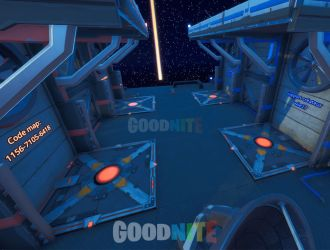 BoxFights - 2V2 - In Space