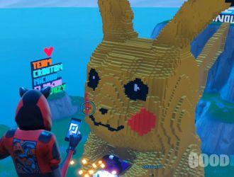 Pikachu Deathrun