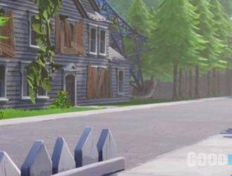 ville abandonnée