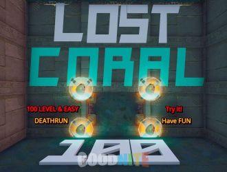 LOST CORAL DEATHRUN | 100 LEVEL