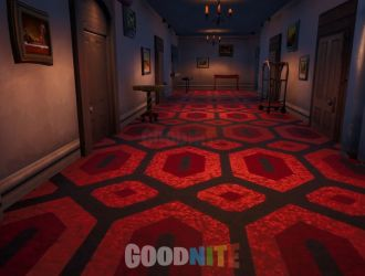 THE SHINING HOTEL OVERLOOK