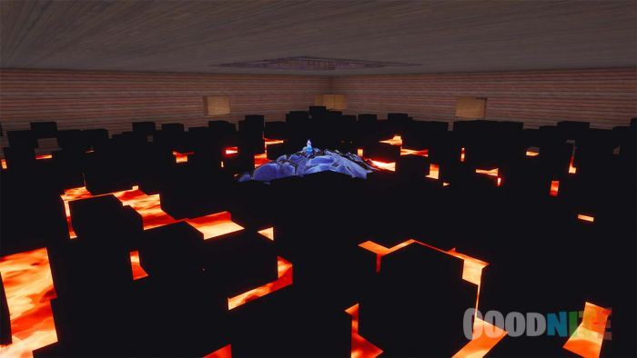 Deathmatch the floor is lava