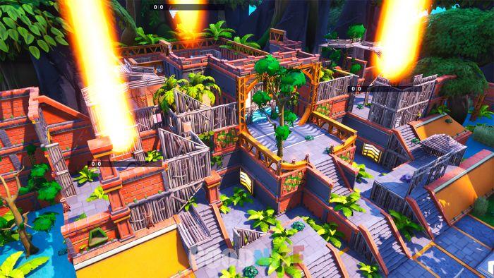 The Jungle Sounds (Attack Defend)