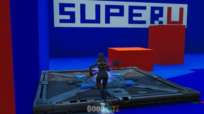 SUPER U DEATHRUN