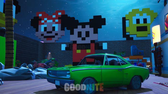 Le monde de Mickey