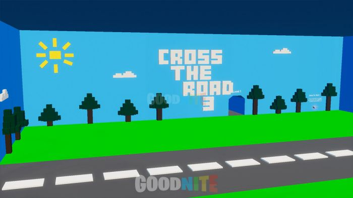Cross the road 3
