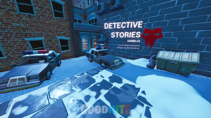 DETECTIVE STORIES : ISABELLE (PARTIE I)