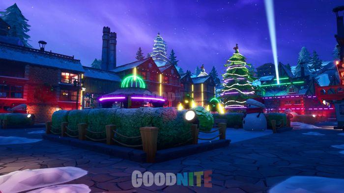 L'île du Père Noël