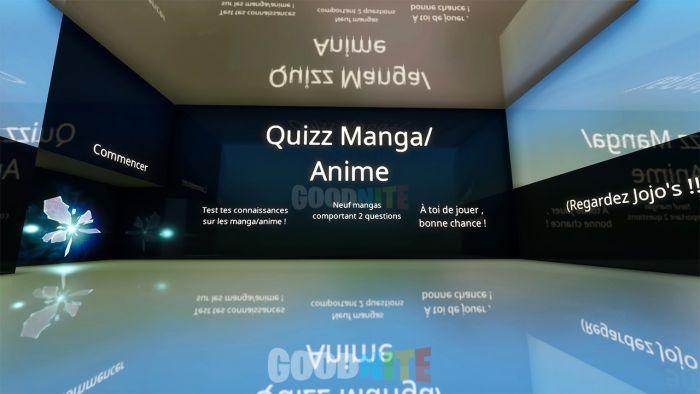 Quizz Manga - Anime
