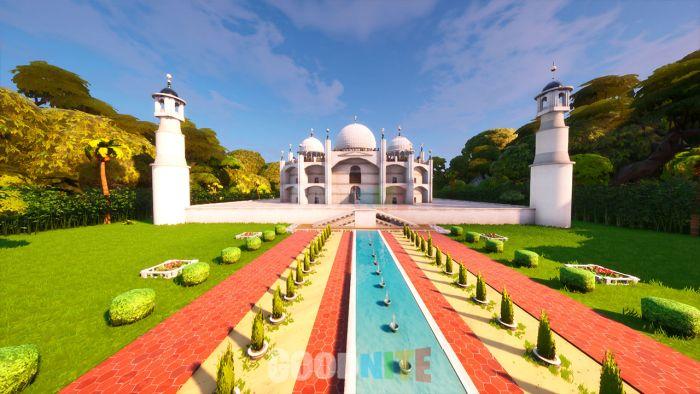 Visite du Taj Mahal