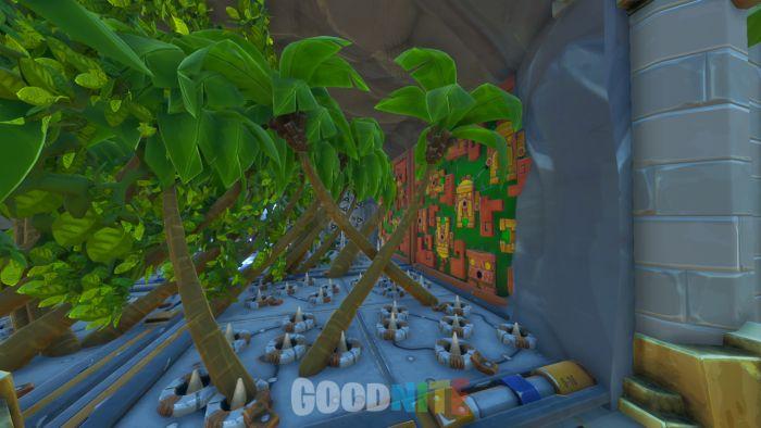 The jungles traps