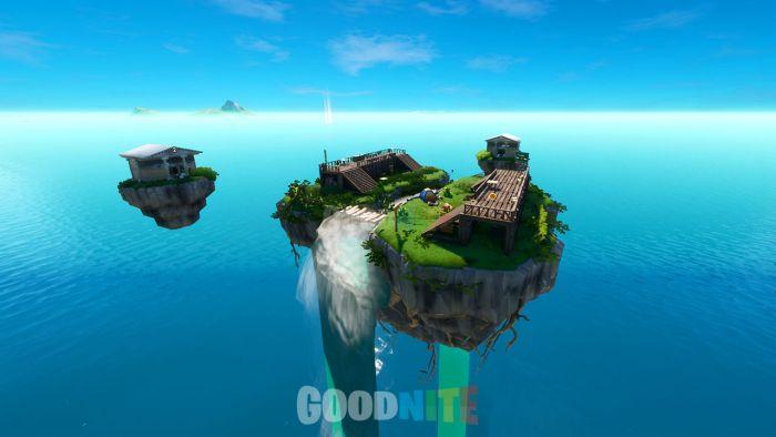 Bed Wars Island