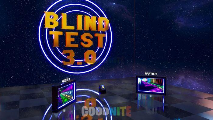 Blind Test 3.0 (Épreuves)