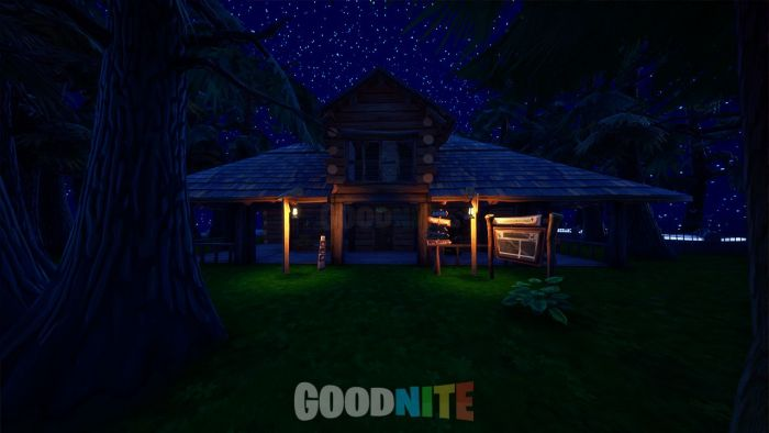 Murder Mistery in a Wood House