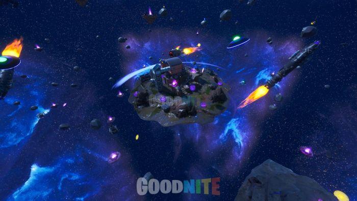 Galaxy Flint wars