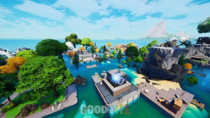 Battle Royale FlatWorld: Innondation Totale
