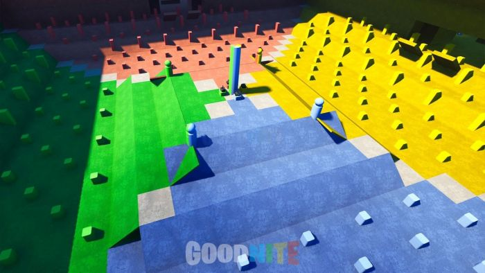 COLOR FIGHT RED/BLUE/YELLOW/GREEN 12V12V12V12