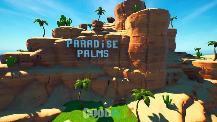 PARADISE PALMS ZONE WARS 2021