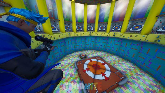 SNIP & TOYS: CRASH PAD GAME !