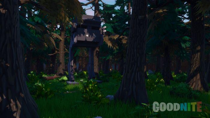 Ewok forest