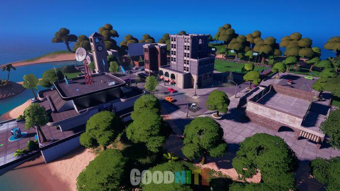 Lake Island Battle Royale 2 : The secret Mission
