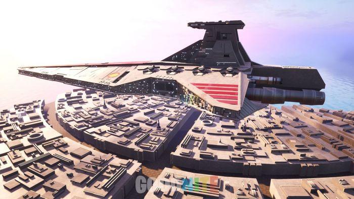 STAR WARS | CORUSCANT - JEDI