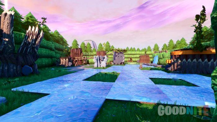 Kokiri Forest Zelda
