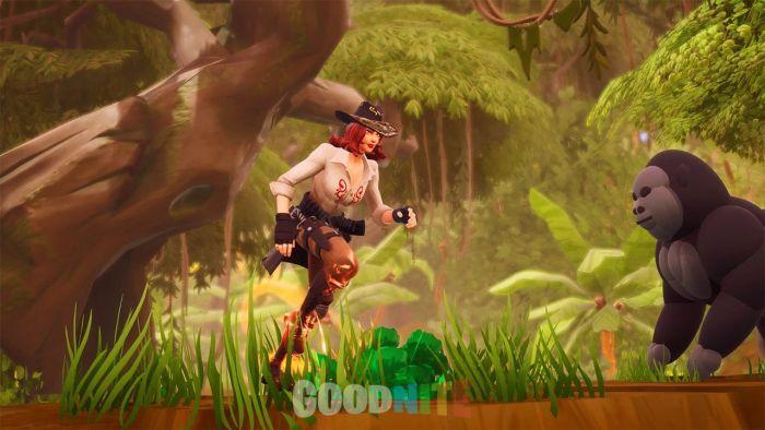 Jungle Deathrun : 10 levels