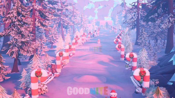 La course se Noël