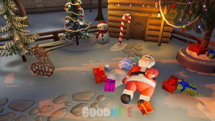 Qui a tué le Père Noël ?