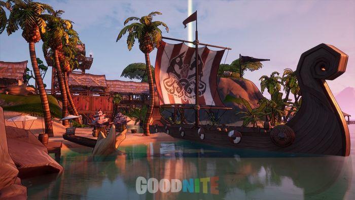Jeu d'armes - l'île des naufragés