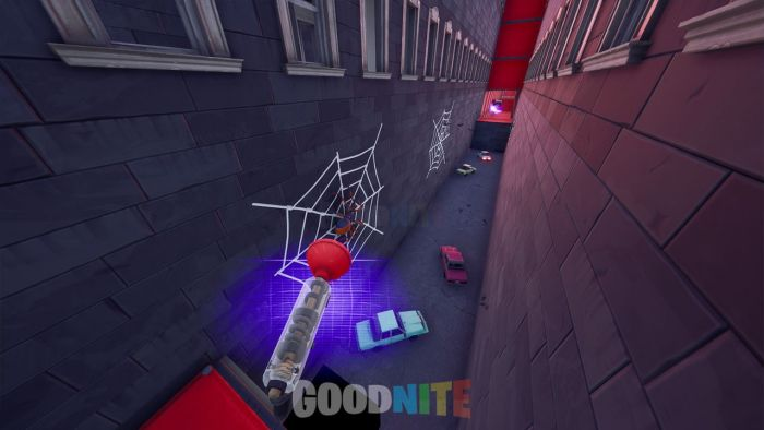SPIDERMANS DEFAULT DEATHRUN