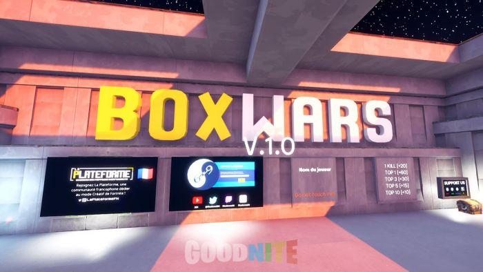 BOXWARS V.1.0