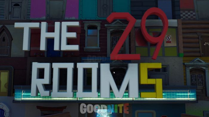 THE 29 ROOMS