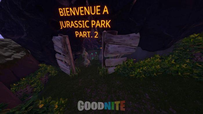 Deathrun / Jurassik Park Partie 2