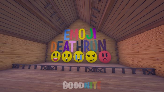 50 LEVEL EMOJI DEATHRUN!