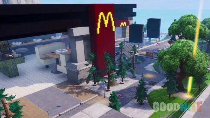 GIANT McDonald's Drive
