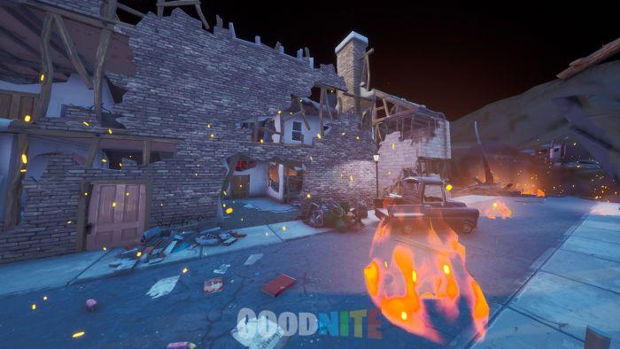 Apocalyptic Suburbs : 20 weapons Gun Game
