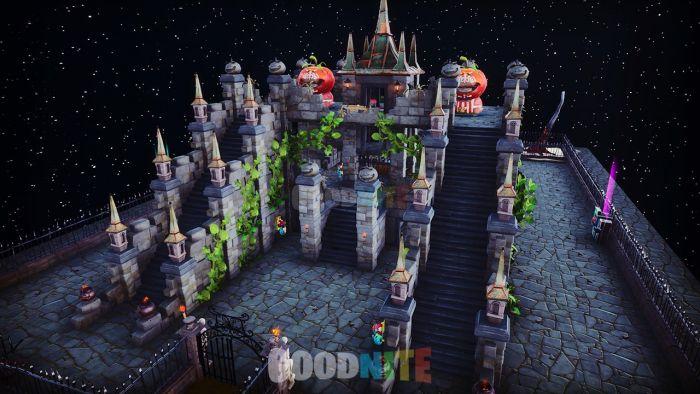 Temple Zombies 2.0 Extrême